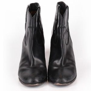 Frye Shoes - FRYE • Black Ankle Boots